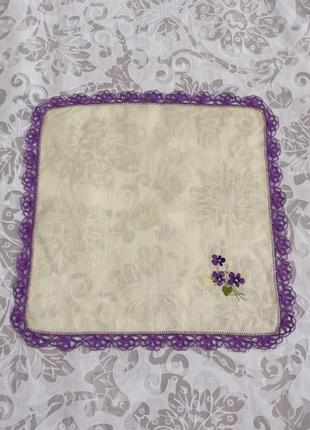 Платок платочек носовичек хустинка