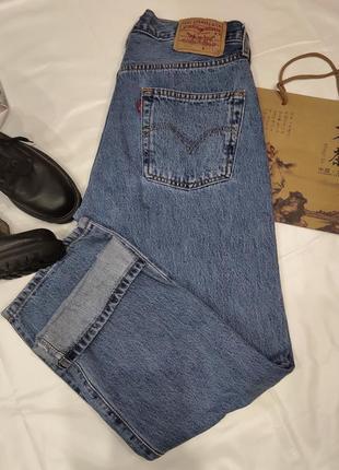 Брендовые  джинсы levi's высокая посадка  оригинал levis