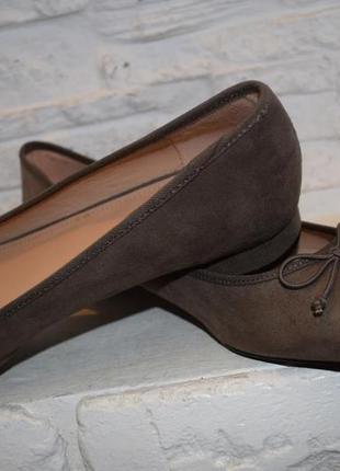 Модные брендовые балетки туфли зара zara испания р.39 стелька 25,5-26 см новые
