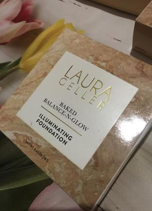 Laura geller  baked balance-n-glow illuminating foundation