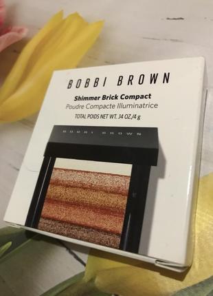 Бронзер bobbi brown