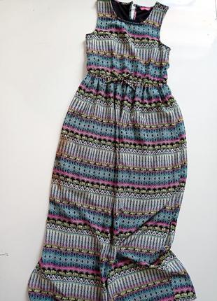 Макси платье сарафан