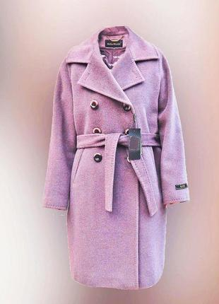 Пальто женское фирмы bella bicchi 52-54 разм. (46 - имп.)