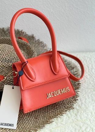 Мини сумка в стиле jacquemus