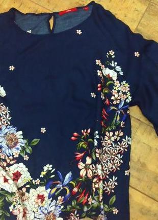 Женская блузка с коротким рукавом бренда s.oliver.
