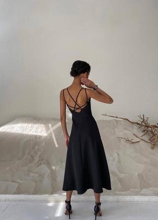 Платье комбинация 3 цвета софт 🤩3 фото
