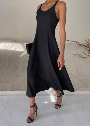 Платье комбинация 3 цвета софт 🤩2 фото