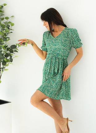 Ефектна красива коротка сукня, плаття турция