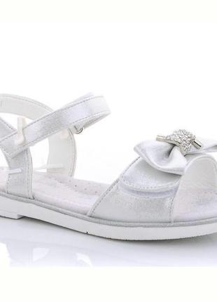 Распродажа🔥стильные босоножки для девочки, кожаная стелька (красивые сандали)