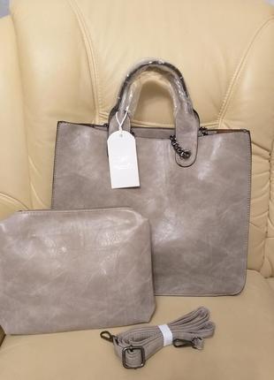 Супер комплект сумок 2 в 1(замінник)