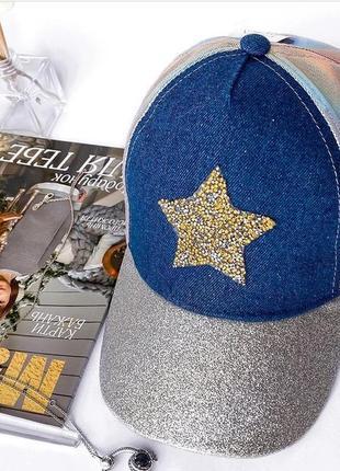 Детская кепка star