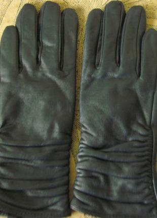 Кожаные перчатки мр. atmosphere