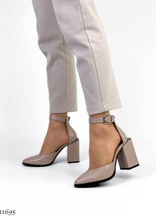 Туфли босоножки натуральная замша кожа10 фото