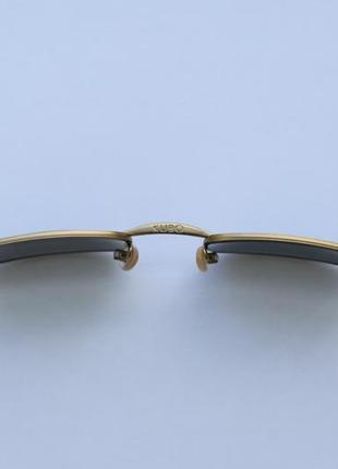 Раритетные солнцезащитные очки, окуляри kubo6 фото