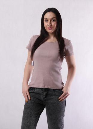 Женская летняя легкая футболка estet