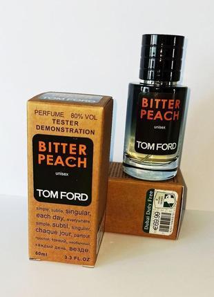 Bitter peach пробник парфюма и дубая,духи персик2 фото