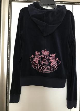 Кофта juicy couture. оригинал