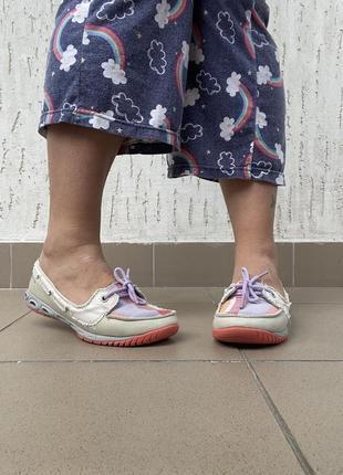 Балетки туфли мокасины columbia 36р, 22см