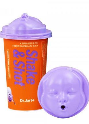 Моделирующая альгинатная маска dr. jart+ dermask shaking rubber elastic shot mask, 50 г