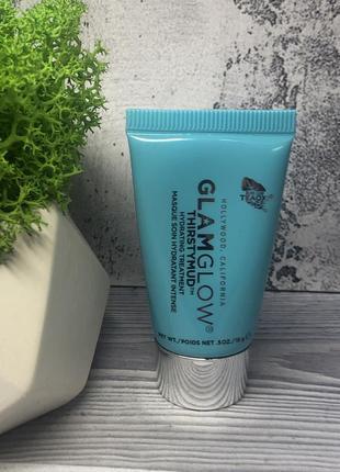 Glamglow thirstymud hydrating treatment интенсивно увлажняющая маска