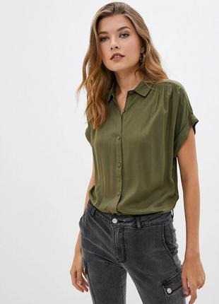 Новая модная блуза-рубашка.