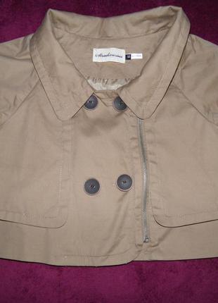 Куртка, пиджак, болеро, жакет хлопковый, отличного качества.