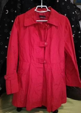 Фирменный плащ, куртка, дождевик pia jessen