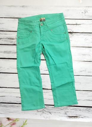 Капри женские джинсы укороченные короткие