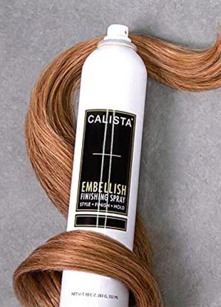 Новинка пенка для волос  calista embellish texturizing definer