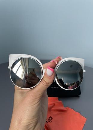 Fendi cateye sunglasses нові!