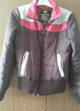 Курточка осенне-весенняя размер хс