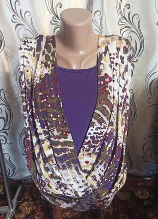 Симпатичная блуза spirito di artigiano
