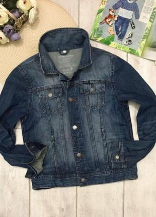 Джинсовая куртка , джинсовка  c&a