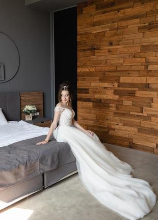 Свадебное платье lanovale (испания)