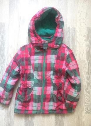 Куртка девочке lupilu