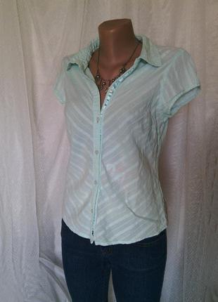 Блуза р s 36-38 немного просвечивает