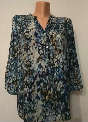 Брендовая летняя блуза,туника.