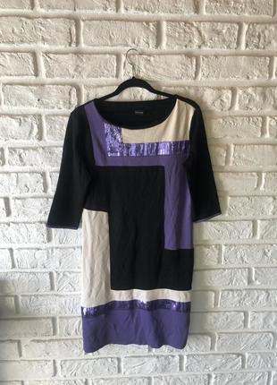 Платье размер m-l