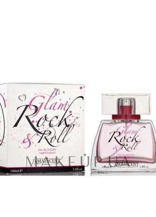 Вкусный аромат amazscent glam rock & roll