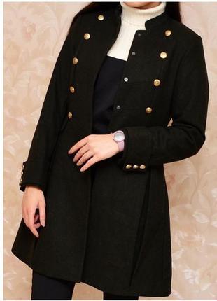 Шикарное пальто h&m