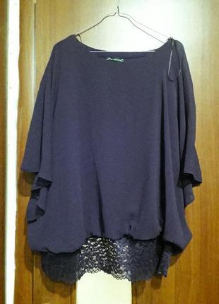 Элегантная блуза от david emanuel