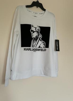 Оригинальный свитшот karl lagerfeld s-m
