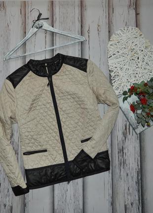Стеганная куртка betty barclay р-р16(44) (xl