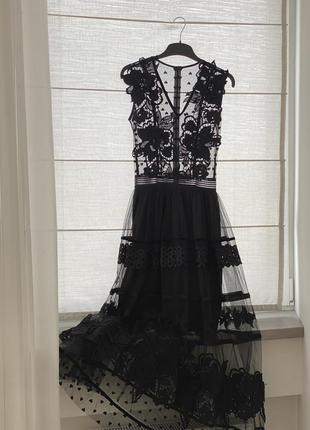 Новое итальянское вечернее выпускное платье