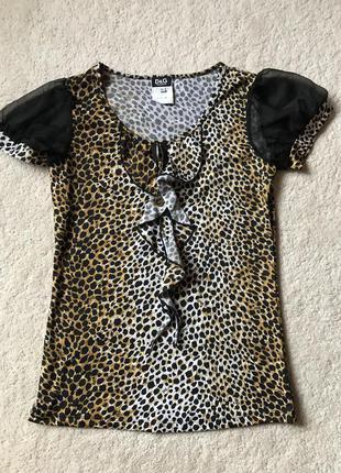 Новая нарядная блуза