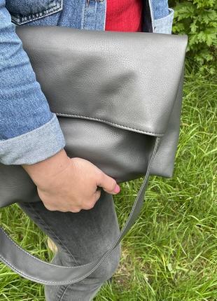 Сумка шопер, сумка мешок