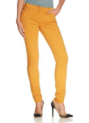 Брюки джинсы скинни очень красивого оттенка немецкой фирмы lerros штаны джинсы