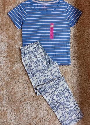 Пижама или костюм для дома, анг. 6-8 р. (евро 34-36 р.)