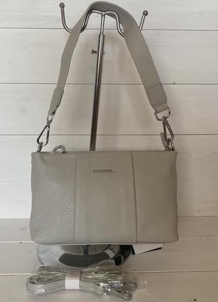 Кожаная сумка клатч кроссбоди crossbody nobel оригинал