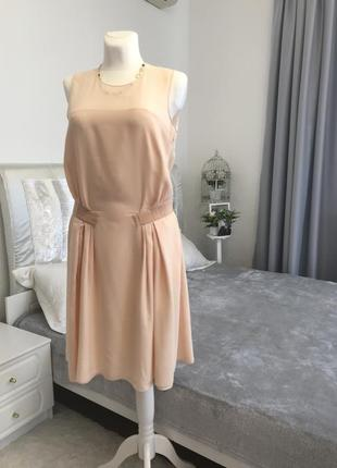 Шелковое платье из натурального шёлка люкс 😍 salvatore ferragamo италия